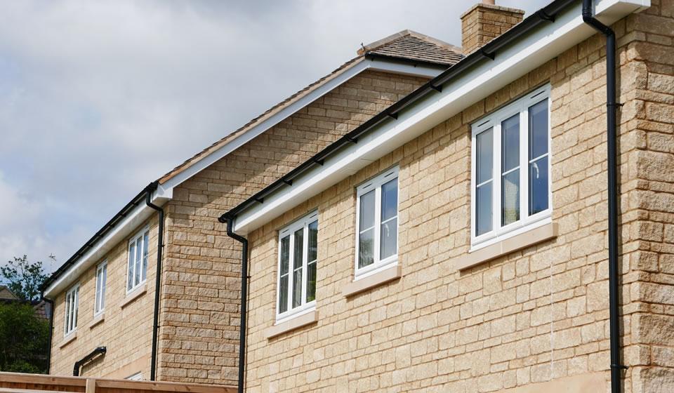 Slimline windows in Wiltshire