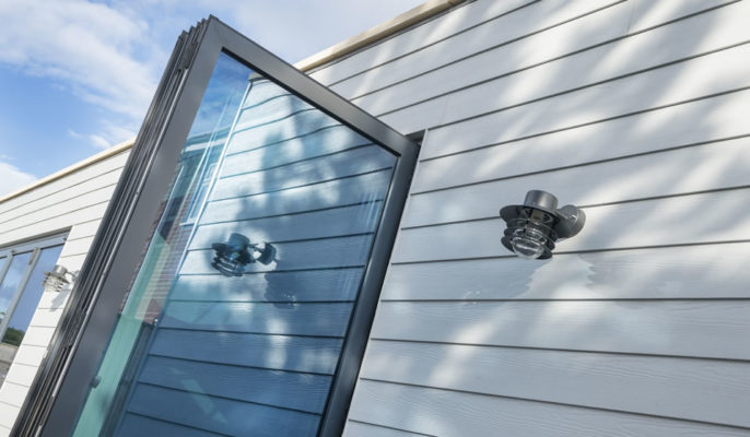 Aluminium Bi-Folding Doors in Warminster